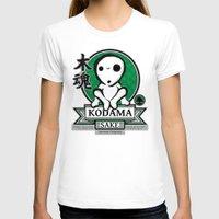 kodama T-shirts featuring Kodama Sake by adho1982