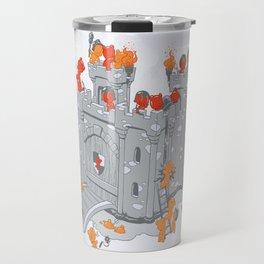 The Siege Travel Mug