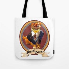Magic Weasel Tote Bag