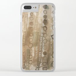 Contraband Clear iPhone Case
