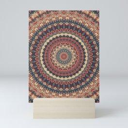 Mandala 595 Mini Art Print