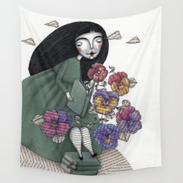 Reading Wall Tapestry