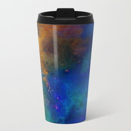 Watercolor Page Inverted Travel Mug