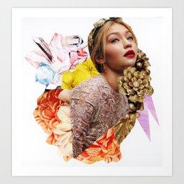 BLOOM 28 Art Print