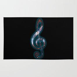 Cosmic Music Rug