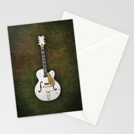 Gretsch  White Falcon 1957 Stationery Cards