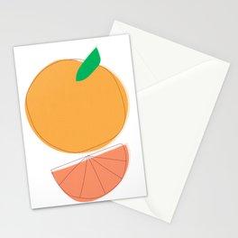 Vintage Citrus Fruit Stationery Cards