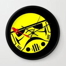 who watches the Empire Wall Clock