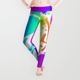 Colorful Love Leggings
