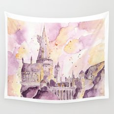 hogwarts Wall Tapestry