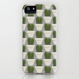 Heart Cacti (Hoya) iPhone Case