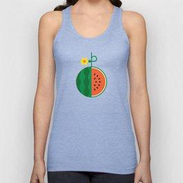 Fruit: Watermelon Unisex Tank Top