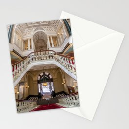 Interior of GPO Building, Martin Place, Sydney Stationery Cards