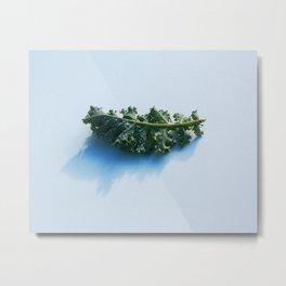 I'm All Kale, Baby Metal Print
