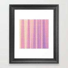 Spotty! Dotty!  Framed Art Print