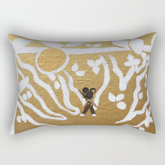 The Baobab: Our Tree of Life Rectangular Pillow