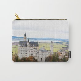 Neuschwanstein Castle Germany Carry-All Pouch