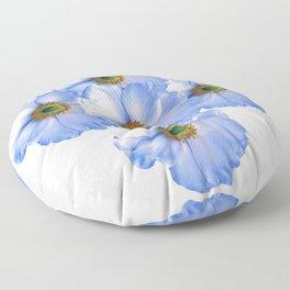Light summer flower bouquet #print #flowers # design Floor Pillow