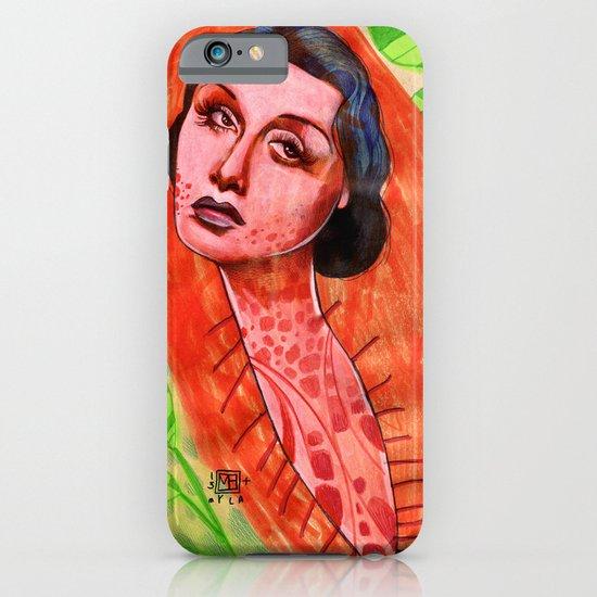 SAD CHRYSALIS iPhone & iPod Case