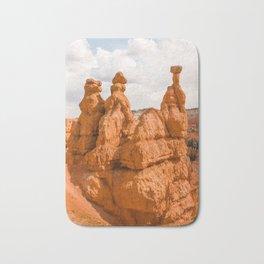 Bryce Canyon National Park Hoodoos Landscape Bath Mat