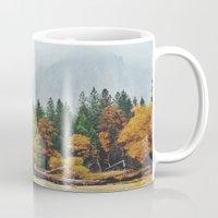 yosemite Mugs featuring Yosemite by Warren Silveira + Stay Rustic