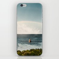 dolphins iPhone & iPod Skins featuring Dolphins by Linas Vaitonis