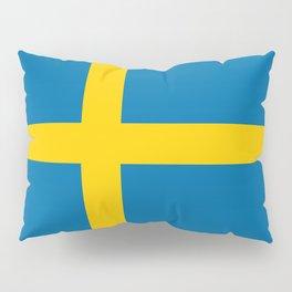 Flag of Sweden - Swedish Flag Pillow Sham