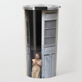 The Doors of Merida XXXVIII Travel Mug