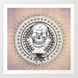 Mandala # Art Print