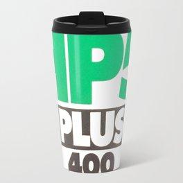 B&W film print Travel Mug
