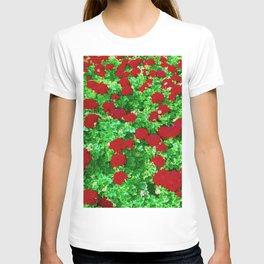Geraniumz T-shirt