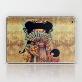 mai and suki Laptop & iPad Skin