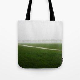 Foggy Landscape - JUSTART © Tote Bag
