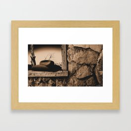 Windows 1895 Framed Art Print
