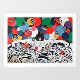 Power Art Print