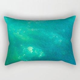 Ocean Depths Rectangular Pillow