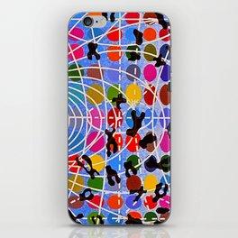 Simstim iPhone Skin