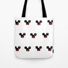 8 Bit Mouses  Tote Bag