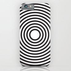 Concentric Circles iPhone 6s Slim Case