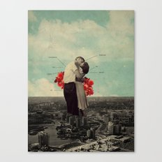 NeverForever Canvas Print