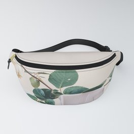 Rose and Candles Fanny Pack