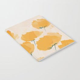 The Yellow Flowers Notebook