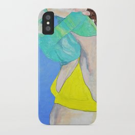 Pullover iPhone Case