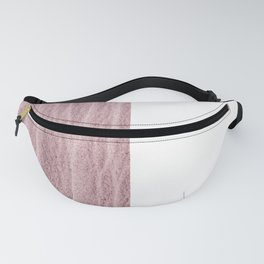 Pink Sand Fanny Pack