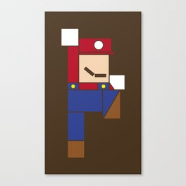 Let's Go Minimal! Canvas Print