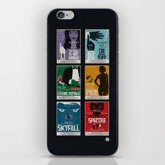 Bond #4 iPhone & iPod Skin