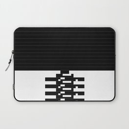 ASCII All Over 06051308 Laptop Sleeve