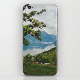 vikebygd, norway iPhone Skin