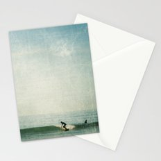 surf days Stationery Cards