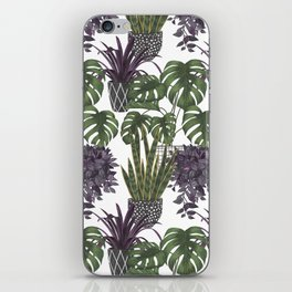 green thumb iPhone Skin